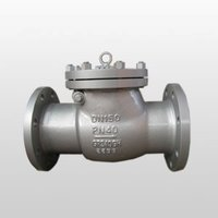 DIN Cast Steel Swing Check Valves