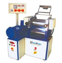 Two Roll Mill Lab Machine