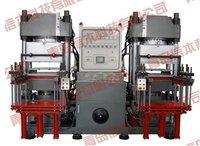Vacuum Plate Vulcanizing Press Machine XB-300ZK-2RT