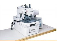 Electronic Eyelet Button Holing Sewing Machine