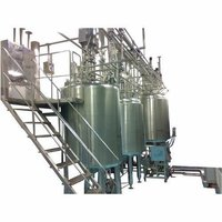 Industrial Resin Plant