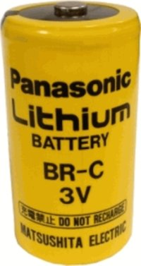 Lithium Battery BR C