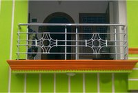 Designer Stainless Steel Balcony Grills