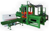 Automatic Concrete Paver Interlocking Brick Machine QFT3-20