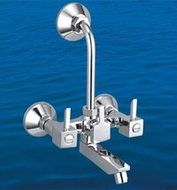 Wall Mixer Telephonic With Bend Fittings