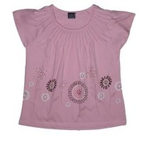 Girls Frilled Tops