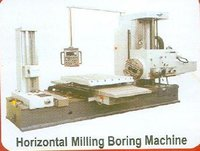 Industrial Horizontal Milling Boring Machine
