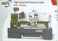 High Speed All Geared Lathe Machine (Cdl Series)