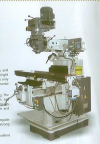 Industrial Turret Milling Machine