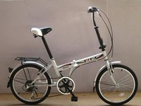 Folding Bicycle 20''