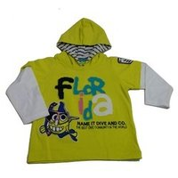 Kids Hooded Shirts