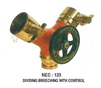 Dividing Breeching With Control