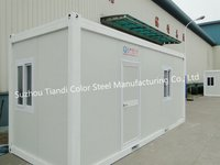 Prefabricated Storage Container House