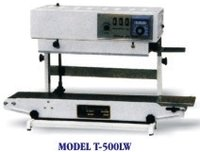 Continuous Band Sealer Horizontal Machine