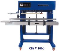 Continuous Band Sealer Vertical Machine