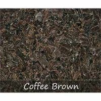 Coffee Brown Granite Slabs