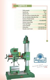 Radial Drilling Machine (38mm Cap)
