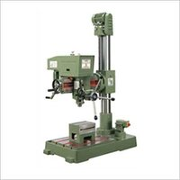 Motor Pulley Drilling Machine