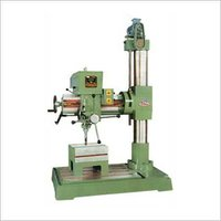 V-Belt Radial Drilling Machine