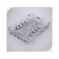 Wire Wash Cutlery Basket