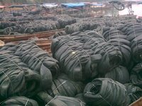 Industrial Tyre Scrap