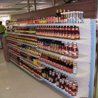 Retail Store Display Racks