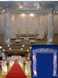 Crystal Mandap