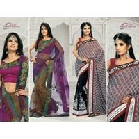 Contemporary Saree