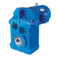 F Parallel Hollow Shaft Gearboxes With Motors Gearmotors