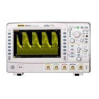 600MHZ With 4 Channel Digital Storage Oscilloscope