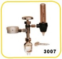 Yoke With Flow Meter
