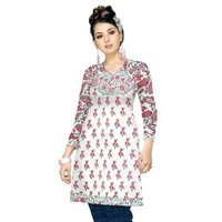 Ladies Block Print Kurti