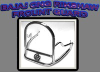 CNG Rikshaw Front Guard