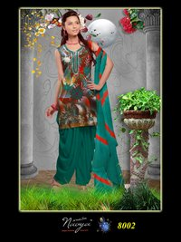 Ethnic Women Salwar Suit