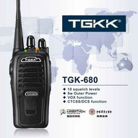 Professional Vox Walky Talky (Tgk680)
