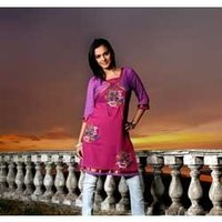 Ladies Designer Casual Fashion Kurta