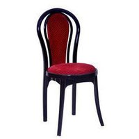 Cushioned Plastic Chair
