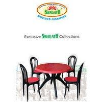 Swagath Plastic Chairs