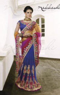 Embroidery Designer Fancy Sarees