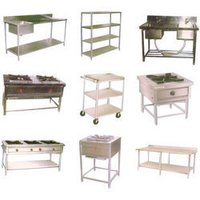 Kitchen Racks And Storage Units