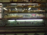 Glass Sweet Display Counters
