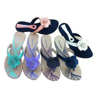Ladies Petal Slippers