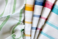 Candy Stripe Bath Towel