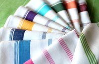 Fancy Candy Stripes Table Napkin