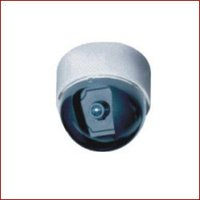 Dome Shaped Camera