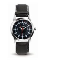 Black Dial Wrist Watch