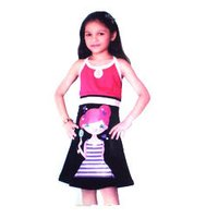 Girls A-line Frock