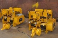 Rope Drum Hoists