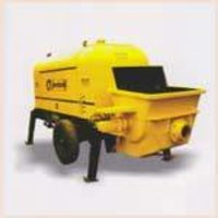 Heavy Duty Concrete Pump