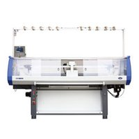 SCE Computerized Flat Knitting Machines